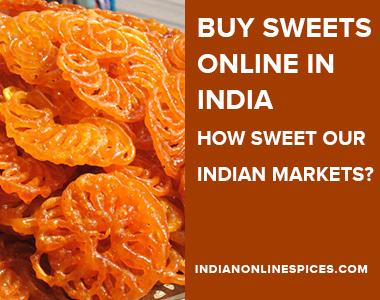Buy sweets online in india