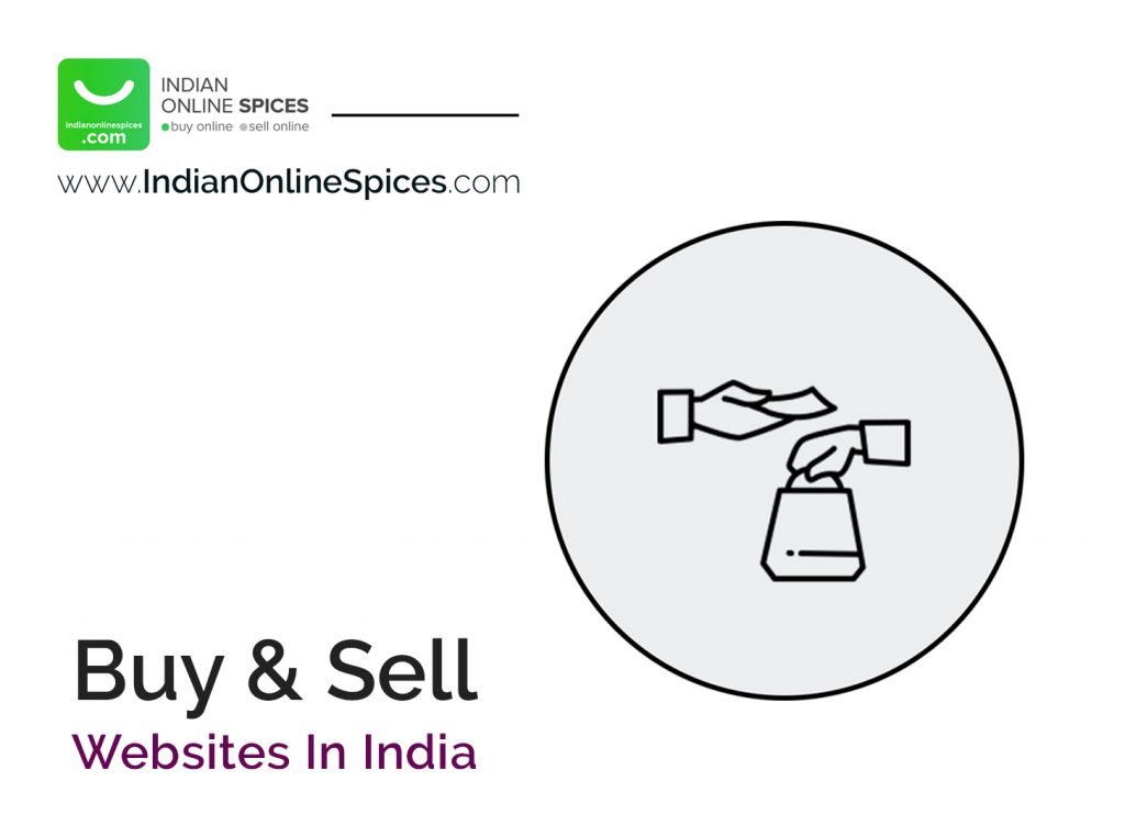 Buy and sell websites in India