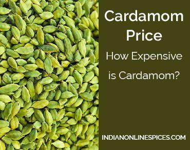 cardamom price