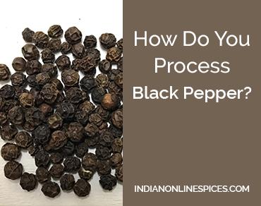 black pepper online